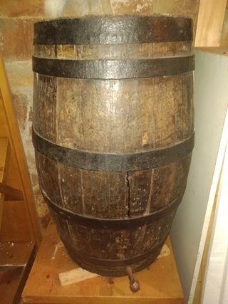Barril / Barrica de vino para restaurar