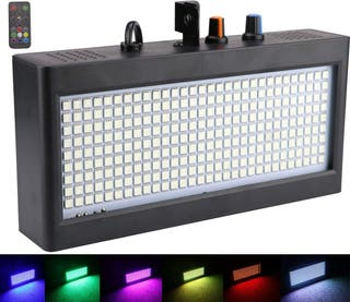 Discoteca luz 270 LED luces de Estroboscopio,