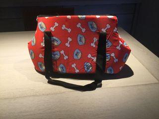Transporting tipo bolso para perros