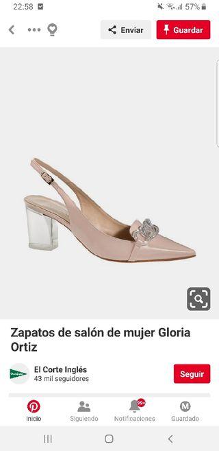 zapatos gloria ortiz 37