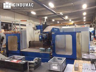 Máquina fresadora MTE Kompakt