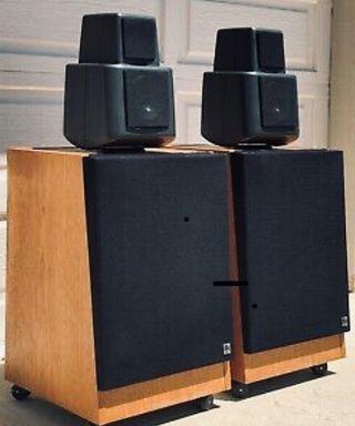 Altavoces kef 105 serie 2