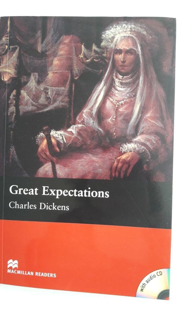 Great Expectations.MacMillan Upper