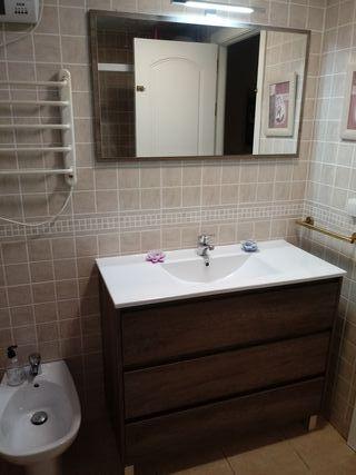 mueble baño lavabo nuevo