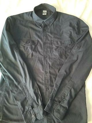 Camisa Quechua Talla L Hombre