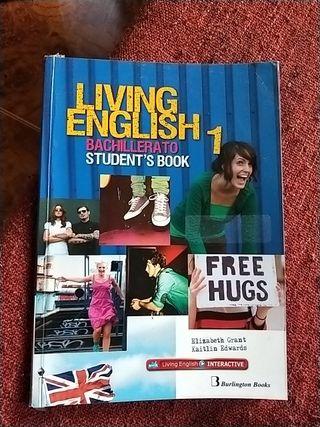 Living English 1 Bachillerato student' s book