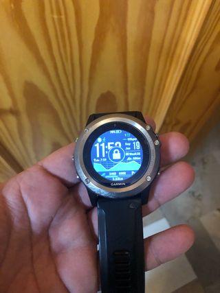 Reloj garmin fénix 3hr