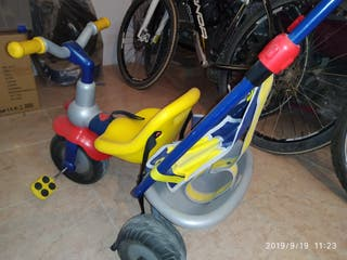 Triciclo niño/a