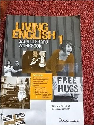 Living Englishh 1 Batxillerato Workbook