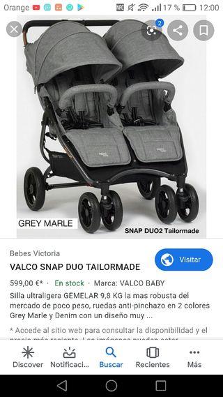valco baby gemelar
