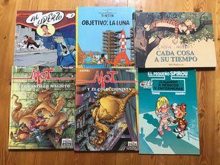 Lote varios comics