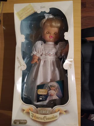 Muñeca Helen Primera Comunión