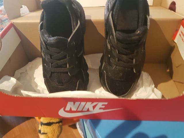 Nike Huarache originales número 26