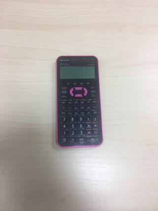 Calculadora Científica Sharp WriteView EL-W531XG
