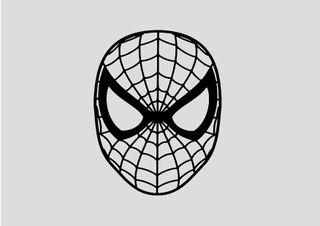 Vinilo decorativo Spiderman pegatinas superhéroes