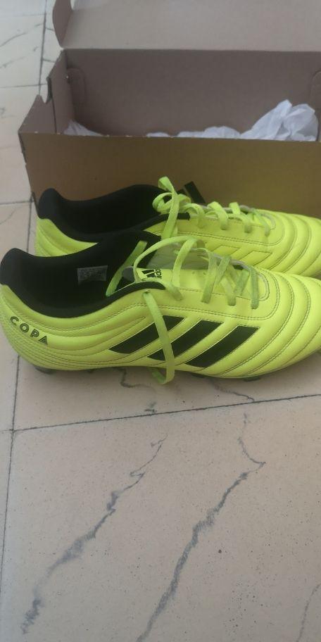 botas de fútbol 11, Adidas Copa numero 43
