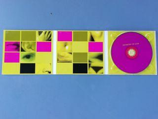 cd, geometry of live. Project by Jean Michel Jarre
