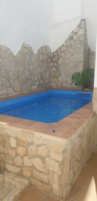 Casa de alquiler en Nerja con piscina