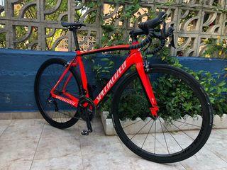 bicicleta carretera carbono ultegra 11v