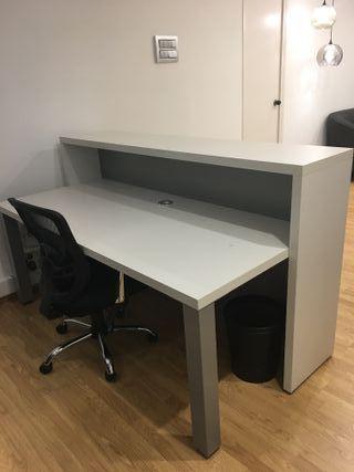 mesa mostrador oficina