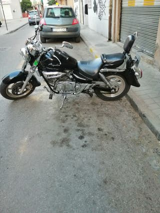 hyosung aquila 125 cc