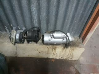 motor de arranque y ardernador
