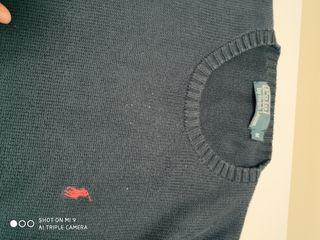 Jersey azul marino polo Ralph Lauren talla M