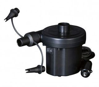Mini Compresor Bomba 3 Válvulas Adaptador Coche