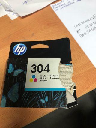Cartucho tinta Hp 304 color