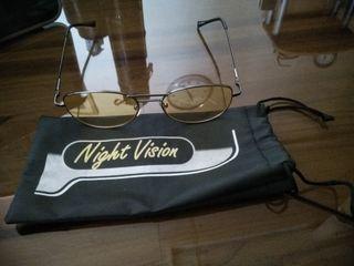 visión nocturna.. gafas.