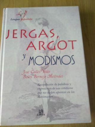 Jergas, argot y modismos