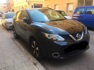 Nissan Qashqai N-Connecta todos los extras