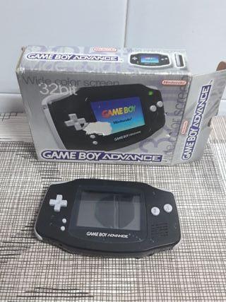 Consola Gameboy Advance