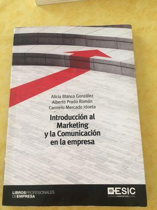 Libro marketing ADE