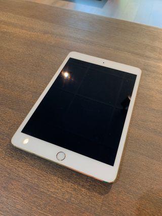 iPad Mini 3 - 16GB Gold. Seminuevo