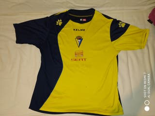 camiseta del cadiz kelme