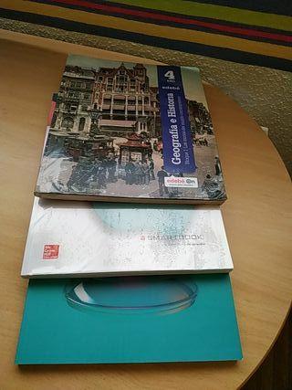 libros de 4 ESO