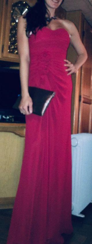Vestido de fiesta rojo!