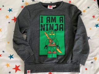 Sudadera original ninja