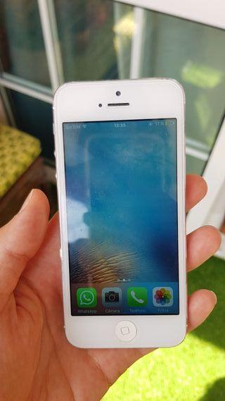 Iphone 5 16 GB gris