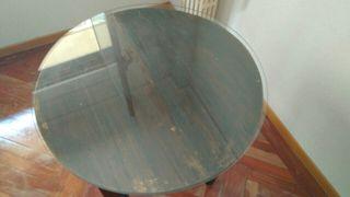 Cristal para mesa camilla