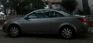Renault megane descapotable 2007
