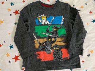 Camiseta ninjago original