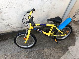 Bici infantil orbea