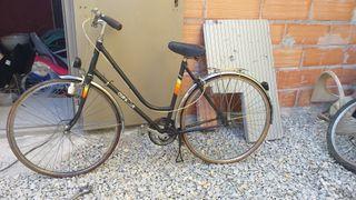 Bicicleta Orbea años 70