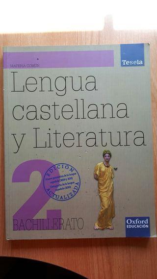 Libro Lengua 2°Bachillerato
