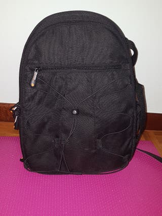 mochila para cámara de fotos/ vídeo