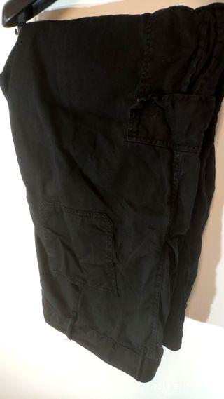Pantalon de talla grande