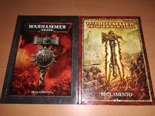 warhammer fantasy y 40.000