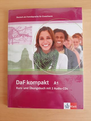 A1 alemán. Libro nuevo.